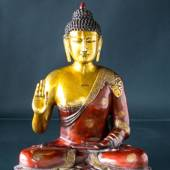 Buddha Statue Transmission of the Teaching - Vitarka Mudra