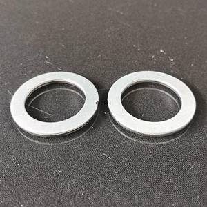 Metal recesrings, 2 pcs., used for 34mm sockets with recess