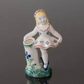 Columbine 1952, Aluminia Children´s Day figurine no. 2610