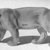 Mountain Lion, Bing & Grondahl figurine