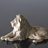 Lion lying down, Bing & Grondahl figurine