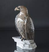 Large eagle, Bing & Grondahl bird figurine