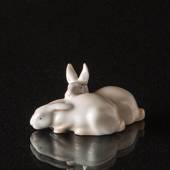 Rabbit, Bing & Grondahl figurine no. 1020434