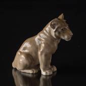 Lion cub, Bing & Grondahl figurine No. 1923