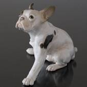 French Bulldog, Bing & Grondahl dog figurine