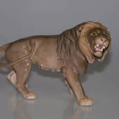Male lion, Bing & Grondahl figurine No. 2052