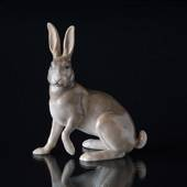 Hare , sitting up, Bing & Grondahl figurine