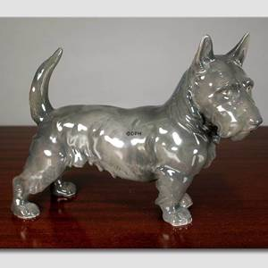Scottish Terrier, Bing & Grondahl dog figurine