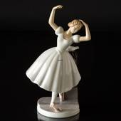 Ballet girl, Bing & Grondahl figurine No. 2300