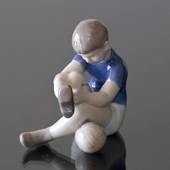 Eric, boy, Bing & Grondahl figurine No. 2374
