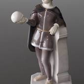 Hamlet, to be or not to be that is the question, Bing & Grondahl figurine N...