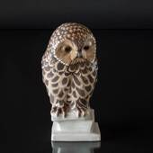 Church owl, Bing & Grondahl bird figurine