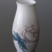 Vase with Willow Leaf, Bing & Grondahl