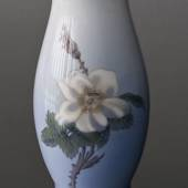 Vase with Willow Leaf, Bing & Grondahl No. 343-5249