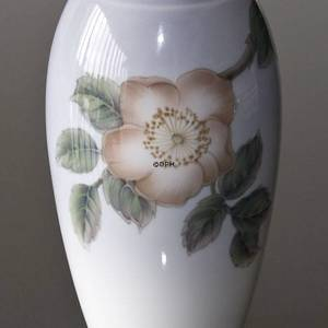 Vase with big bright flower, Bing & Grondahl No. 365-5251
