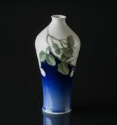 Vase with flowers, Bing & Grondahl jugend style