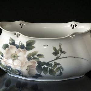 Bowl with flowers, Bing & Grondahl No. 4195-124 | No. B4436-131 | DPH Trading