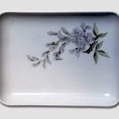 Dish with Wisteria, Bing & Grondahl No. 72-539