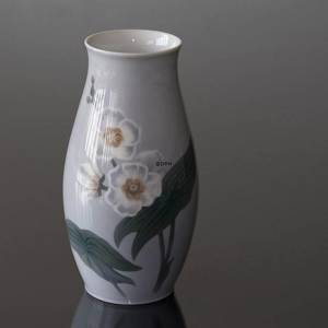 Vase with Flower, Bing & Grondahl