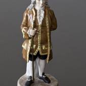 Jeronimus in Masquerade, Ludvig Holberg figurine Bing & Grondahl No. 8005
