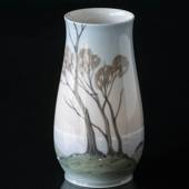 Vase with Scenery, Bing & Grondahl