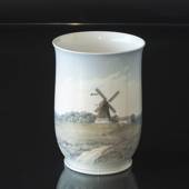 Vase with Mill, Bing & Grondahl