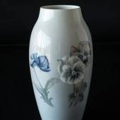 Vase with white flowers, Bing & Grondahl