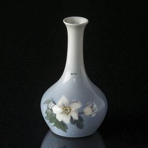 Vase with Flower, Bing & Grondahl No. 8817-143