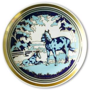1983 Bavaria Mother´s Day plate | Year 1983 | No. BAM1983 | Alt. XBM1983 | DPH Trading