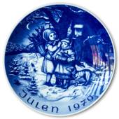 1979 Bareuther Christmas plate