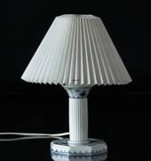 B&G Tablelamp  with flowers Height 32 cm