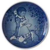 1985 Bing & Grondahl, Children's Day Plate