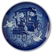 1996 Bing & Grondahl, Children's Day Plate