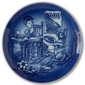 2000 Bing & Grondahl, Children's Day Plate