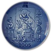 2005 Bing & Grondahl, Children's Day Plate