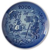 2006 Bing & Grondahl, Children's Day Plate