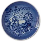 2007 Bing & Grondahl, Children's Day Plate
