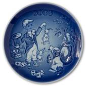 2009 Bing & Grondahl, Children's Day Plate