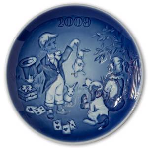 2009 Bing & Grondahl, Childrens Day Plate | Year 2009 | No. BD2009 | Alt. 1902909 | DPH Trading