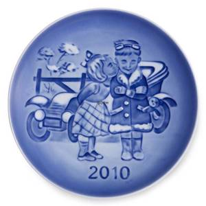 2010 Bing & Grondahl, Childrens Day Plate | Year 2010 | No. BD2010 | Alt. 1902910 | DPH Trading