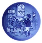 2011 Bing & Grondahl, Children's Day Plate