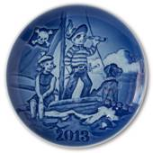 2013 Bing & Grondahl, Children's Day Plate