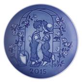 2015 Bing & Grondahl, Children's Day Plate