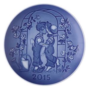 2015 Bing & Grondahl, Childrens Day Plate | Year 2015 | No. BD2015 | Alt. 1902915 | DPH Trading