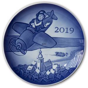 2019 Bing & Grondahl, Children's Day Plate