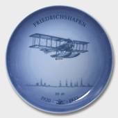 Airplane plate no. 5, Bing & Grondahl
