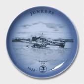 Airplane plate no. 12, Bing & Grondahl
