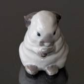 Rabbit 1999 Bing & Grondahl mother's day figurine