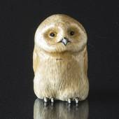 Owl 2005 Bing & Grondahl mother's day figurine