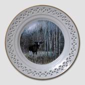 Bing & Grøndahl, Plate, Animals in the Countryside